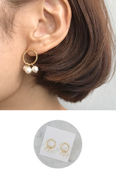 Grace No.1 (earring)